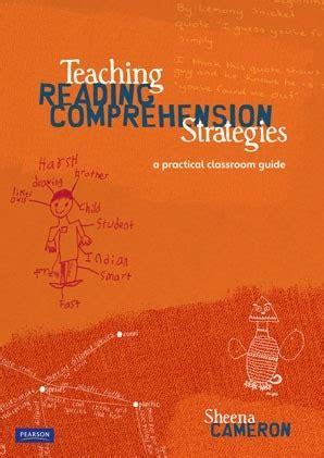 teaching reading comprehension strategies  practical