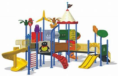 Playground Clipart Equipment Outside Advertisement