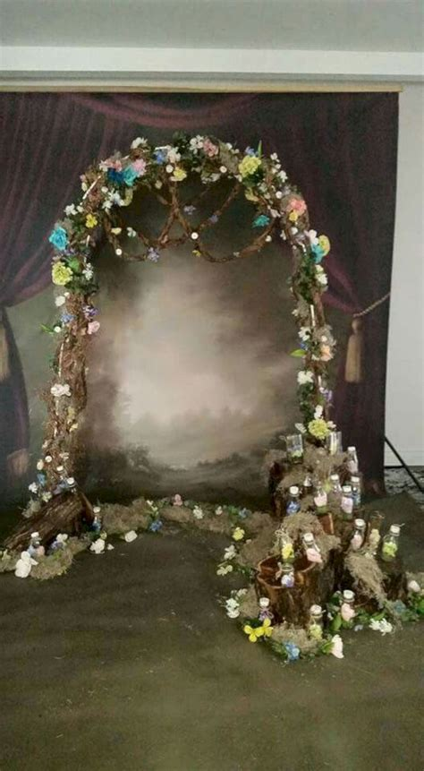 enchanted forest prom theme oosile