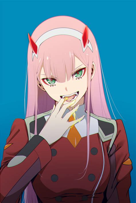darling   franxx wallpapers high quality