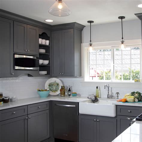 light gray kitchen cabinets this gorgeous light french gray sw 0055 kitchen has us