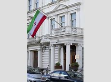 Iran's London mission reopens doors after 2 years Daily
