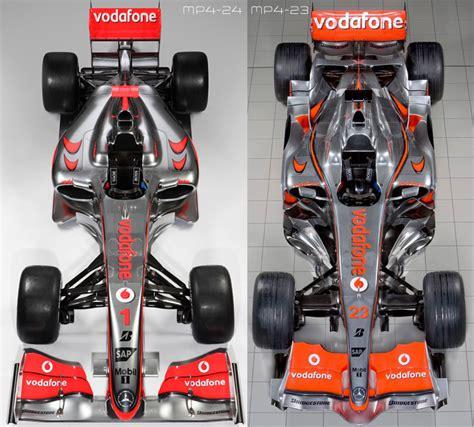 Mclaren F1 2009 by Mclaren Mp4 24 And Mp4 23 183 Racefans