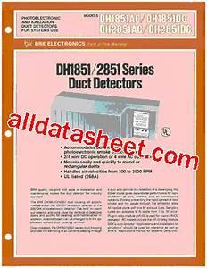 Dh2851ac Datasheet Pdf