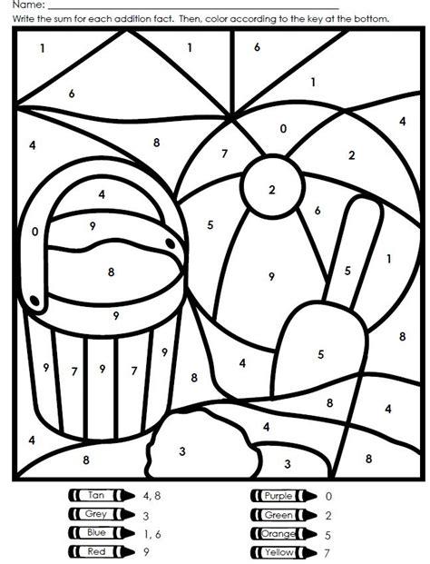 numbers worksheet drawing  getdrawings