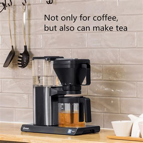 Top 5 best espresso grinders under $500. New 1250ML Electric Coffee Machine American Drip Automatic Household Foam Coffee Maker - Chile Shop