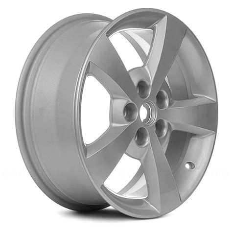 replace 174 chevy malibu 2011 17 quot remanufactured 5 spokes