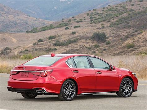 2018 Acura Rlx Road Test And Review Autobytelcom