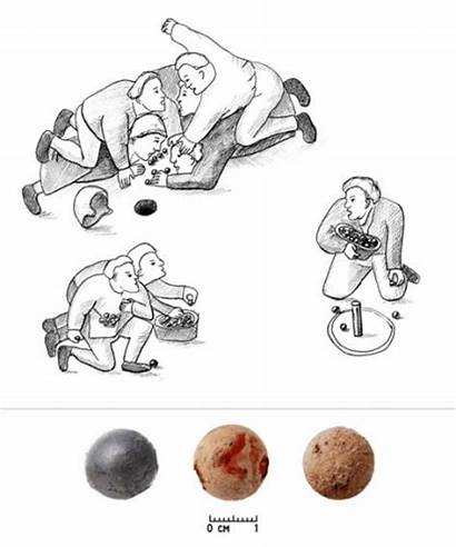 Medieval Marbles Games Play Directions Multiple Toys