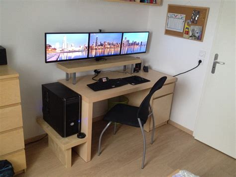 bureau ikea angle ikea meuble ordinateur