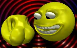 3D Animated Smiley Face