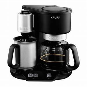 Kaffeemaschine Mit Milchaufschäumer : krups kaffeemaschine mit integriertem milchaufsch umer km 3108 ebay ~ Eleganceandgraceweddings.com Haus und Dekorationen