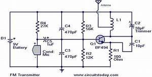 Simplest Fm Transmitter