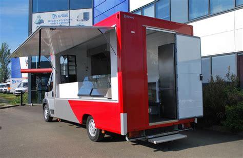 camion cuisine camion cuisine du monde le camion aménagé par gruau le mans