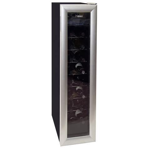 haier thermal electric  bottle wine cooler  hayneedle