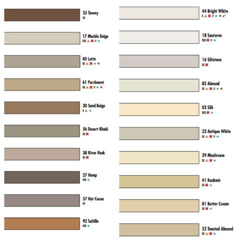 laticrete grout colors epoxy grout colors 17 best ideas about laticrete grout