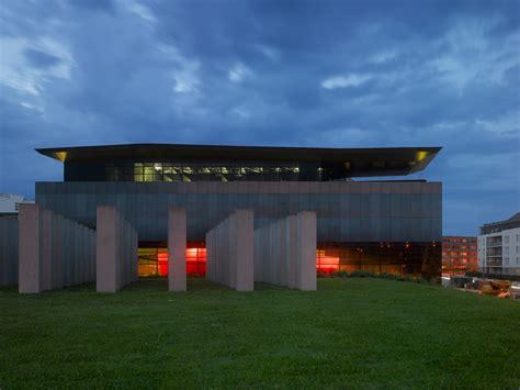 studio odile decq frac bretagne contemporary art museum