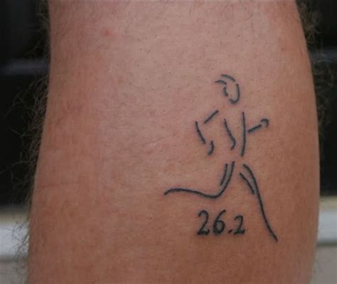 marathon tattoos google search runing tattoo