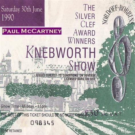 Live At The Knebworth Festival June 30, 1990