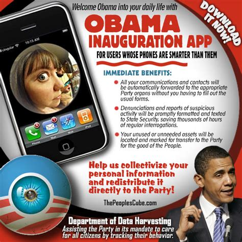 obama phone application welcome obama into your daily with new cell phone app