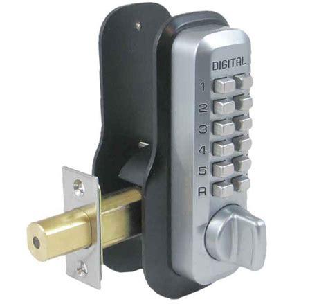 keyless door lock lockey m210ez keyless mechanical digital deadbolt door lock