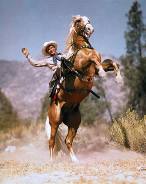 horses western famous stars film horse trigger roy rogers tv riding celebrities films cowboy cowboys movie rider palomino happy rode