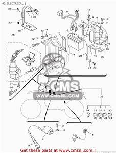 Yamaha Wr125x Wiring Diagram