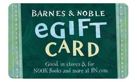 Egift  Ee  Card Ee   To Barnes Noble  Back In