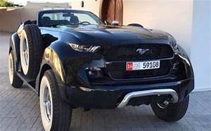 Someone built a Hemi 4x4 Mustang convertible, but it's not as cool as it sounds | CarsGuide ...