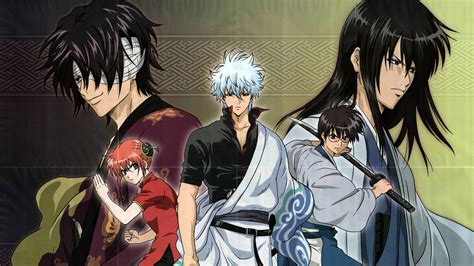 gin tama wallpapers wallpaper cave