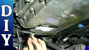 How To Remove And Replace An Engine Oil Pan And Gasket