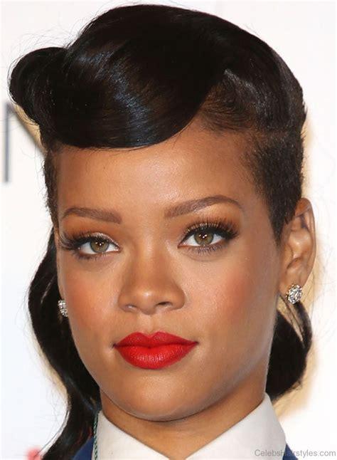 fantastic hairstyles  rihanna