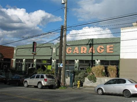 the garage seattle the garage picture of the garage seattle tripadvisor