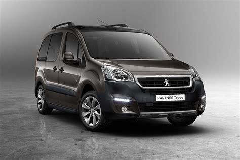 Peugeot Partner Tepee 2008 Van Review Honest John
