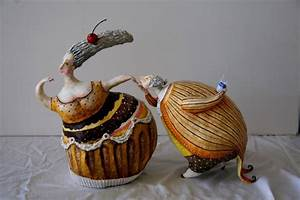 Sculpture En Papier Maché : amazing doll sculptures by katia ~ Melissatoandfro.com Idées de Décoration