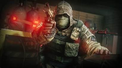 Siege Rainbow Six Player Spawn Defender Killing