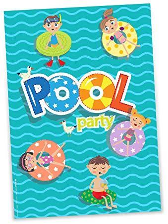 kindergeburtstag einladung text schwimmbad hipopco