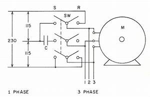 3 Phase Motor To Generator Conversion