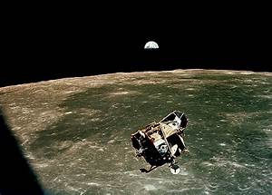 First Manned Moon Landing - Pics about space