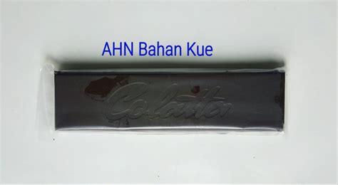 jual colatta dark chocolate coklat batang potongan