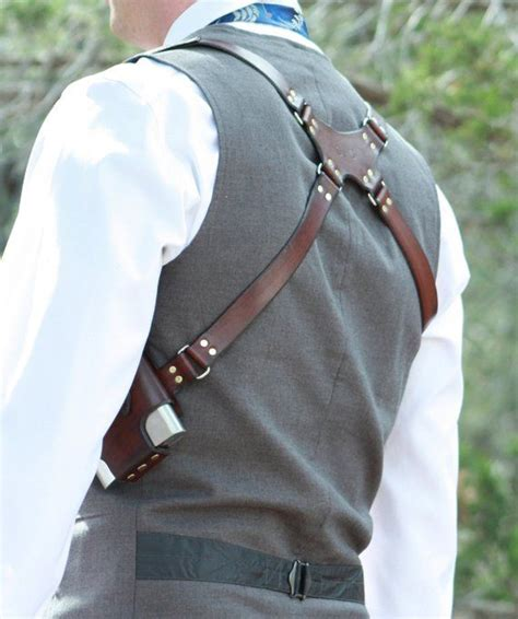 httpswwwetsycomlistingdouble flask shoulder holsterrefunavlisting