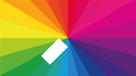 cover art artwork digital art jamie xx colorful