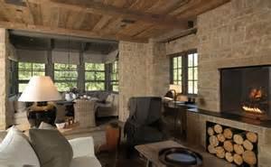 Arredamento soggiorno rustico moderno idee per il design