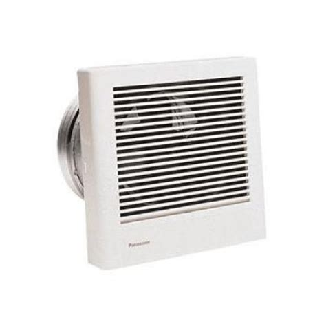 window exhaust fan home depot panasonic whisperwall 70 cfm wall exhaust bath fan energy