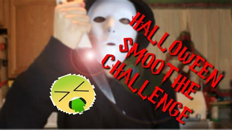 THE HALLOWEEN SMOOTHIE CHALLENGE ? *** VOMIT & BLOOD