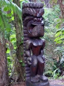 Hawaiian Tiki Man