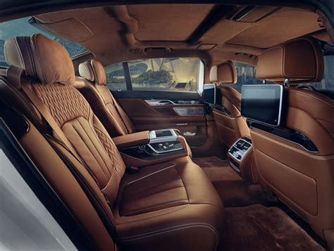 Wallpaper Bmw 750li Xdrive Solitaire, Luxury Car, Interior