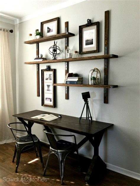 simpson strong tie wall mounted shelves sawdust  stitches