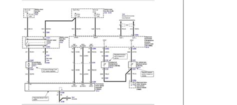 Mercury Ac Wiring Diagram by Mercury Grand Marquis Questions 1996 Mercury Grand