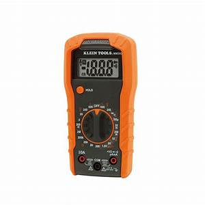 Digital Multimeter  Manual-ranging  600v